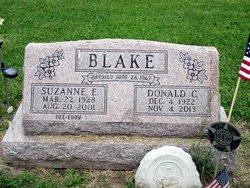 Suzanne Louise <i>Eddy</i> Blake