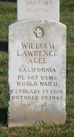 William Lawrence Agee
