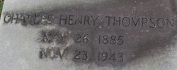 Charles Henry Thompson