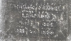 Thomas Samuel Chapman