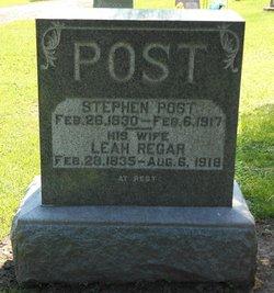 Leah Anne <i>Reger</i> Post