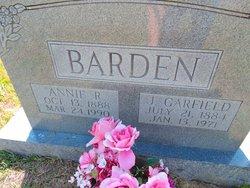 Annie Rose <i>Orange</i> Barden