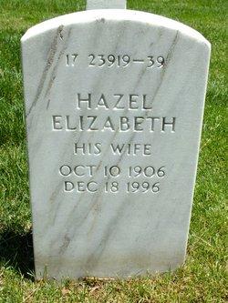 Hazel Elizabeth <i>Jones</i> Goodman