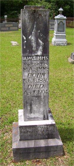 James Washington Simms