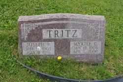 Myrtle C Tritz