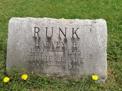 Harvey Hale Runk