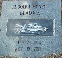 Rudolph Monroe Blalock