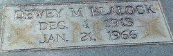 Dewey Monroe Blalock