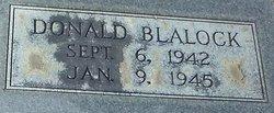 Donald Blalock