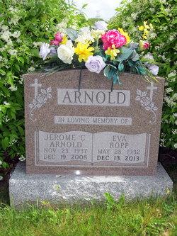 Eva <i>Ropp</i> Arnold