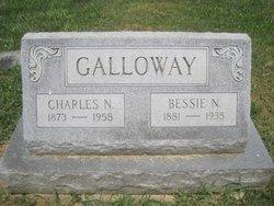 Elizabeth Neille Bessie <i>Myers</i> Galloway