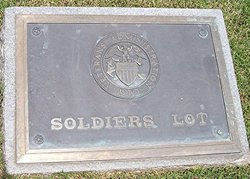 Baxter Springs City Cemetery Soldiers' Lot