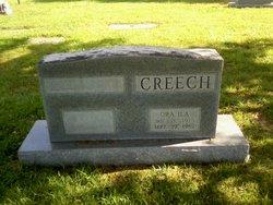 Ora Ila <i>Moody</i> Creech