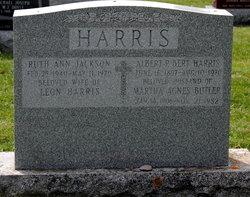Martha Agnes <i>Butler</i> Harris