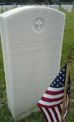 Arthur Austin Burnham