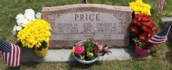 Charles Edwin Charlie Price