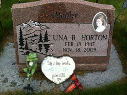 Una Rae <i>Simpson</i> Horton