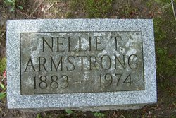 Nellie T. <i>Totten</i> Armstrong