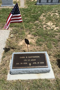 Earl Ray Davidson