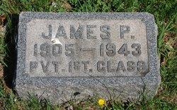 PFC James P Curran