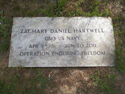 Zachary Daniel Hartwell