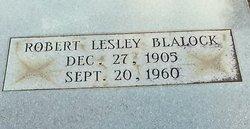 Robert Lesley Blalock