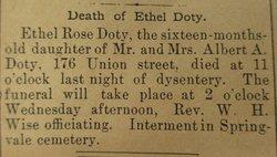 Ethel R. Doty