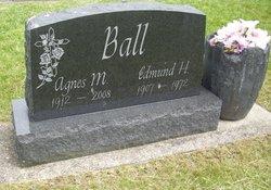 Agnes M <i>Shoudel</i> Ball