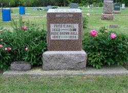 Fred E. Hall