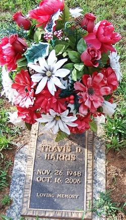 Travis Douglas Harris