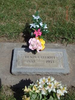 Henry Frank Elliott