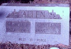Geneva C <i>Smith</i> Allen