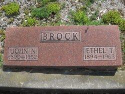 John Nelson Brock