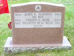 Evelyn <i>Beal</i> Agathos
