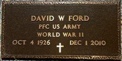 David Wesley Ford