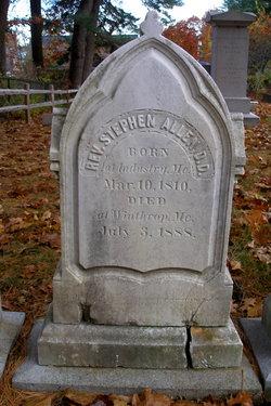Rev Stephen Allen