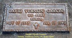 David Vernon Garcia