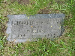 Edward Harbridge Bagley