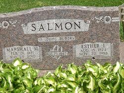 Esther Irene <i>York</i> Salmon