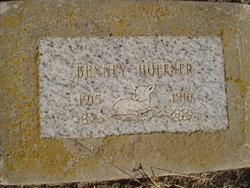 Benjamin Benney Hoefner