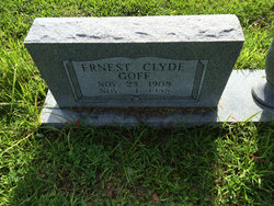 Ernest Clyde Goff