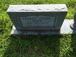 Ernest Clyde Goff