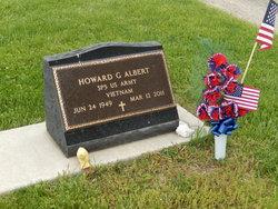 Howard Gene Howie Albert