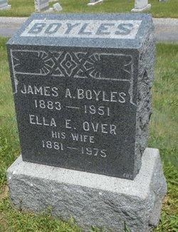 Ella E <i>Over</i> Boyles