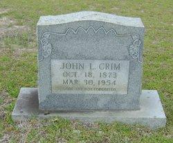 John Lewis Crim
