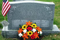 Dorothy Mae Dot <i>Rose</i> Davis
