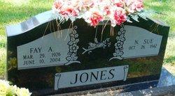 Norma Sue <i>Hughes</i> Jones
