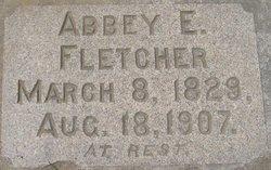Abbie Elizabeth <i>Mason</i> Fletcher