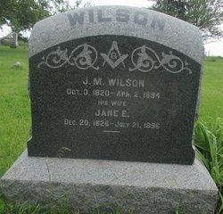 J M Wilson
