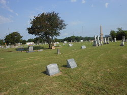Bruceville-Moore Cemetery